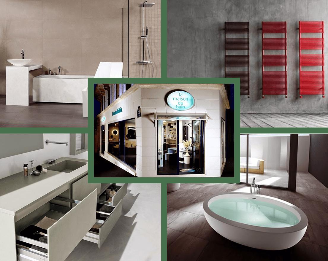 La Maison Du Bain Conception De Salles De Bains Paris 17 75 Et 92